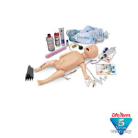 The Life/form® Intermediate Life/form Infant CRiSis Mannequin