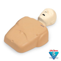 The CPR Prompt™  Adult/Child Mannequin - Tan