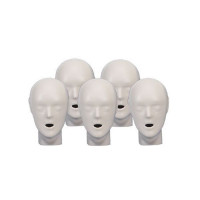 The CPR Prompt™ 5-pack Adult/Child Heads - Blue