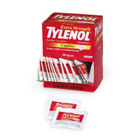 The First Aid Only® Extra-Strength Tylenol - 100 Per Box