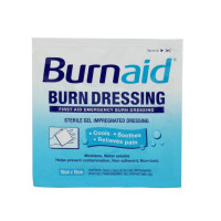 "The Water Jel® 4""x4"" Burnaid Burn Dressing, Sterile - 1 Each"