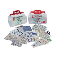 The MediBag by Me4Kidz™ - Family First Aid Kit  - 117 Pieces