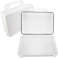 The First Aid Store™ Empty Polypropylene Case w/ Gasket - 16 Unit