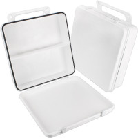 The First Aid Store™ Empty Polypropylene Case w/ Gasket - 24 Unit