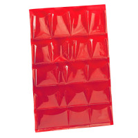 The First Aid Store™ Pocket Liner - 4 Shelf Cabinet