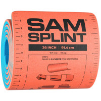 "The SAM Medical 36"" Standard Splint Roll, Reusable, 1 Each"
