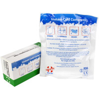 "The 4"" x 5"" Instant Cold Pack, Boxed"