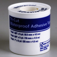 The First Aid Store™ First Aid Tape - 3-Cut Plastic Spool - 1 Each