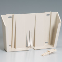 The First Aid Store™ Lockable Wall Bracket w/ Key for Sharps Container