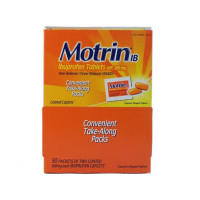 The Motrin Brand Iburofen - 100 Per Box