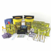 The MayDay Brand 10 Person Deluxe Office Emergency Kit