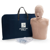 The Prestan Child CPR Mannequin w/o Monitor - Medium Skin