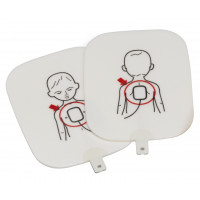 The Prestan™ Professional AED Pediatric Trainer Pads, 1 Set