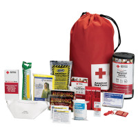 The American Red Cross Brand American Red Cross Personal Emergency Preparedness Kit w/ Backpack