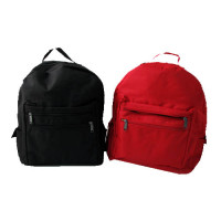 The MayDay Industries Emergency Gear Adult Size Back Pack (Nylon) Red