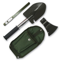The MayDay Industries Emergency Gear 6-in-1 Survival Shovel