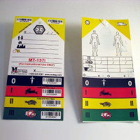 The METT Triage Tag Pack of 50