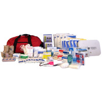 The Urgent First Aid™ Major Trauma Kit - 246 Pieces - Soft Sided