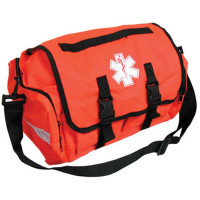 The Urgent First Aid™ Empty First Responder Bag (On Call Bag) - Orange