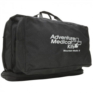 The Adventure Medical Professional Mountain Medic is a purpose-built portable hospital for professionals who require gear they can depend on in all conditions