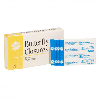 The Butterfly Closures, 16 Per Unit