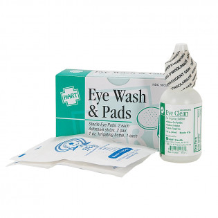 The Eye Wash 1/2oz with 2 Sterile Eye Pads