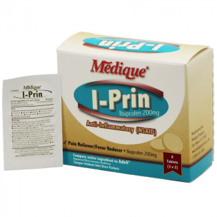 The Medique I-Prin, 6/box