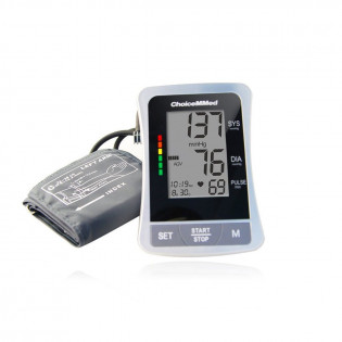 The ChoiceMed BP11 Arm Type Blood Pressure Monitor