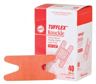 The Heavy Woven Knuckle Bandage, 40 Per Dispenser Box