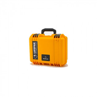 The Physio AED Hard-shell, Water-tight Carrying Case