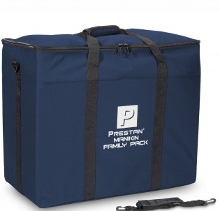 The Prestan Professional Family Pack Manikin Bag, Blue