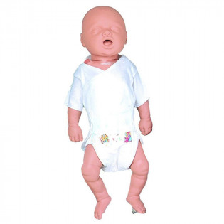 The Simulaids CPR Cathy Newborn Basic w/ Carry Bag