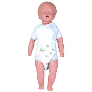 The Simulaids CPR Billy 6-9 Month Old Basic w/ Carry Bag