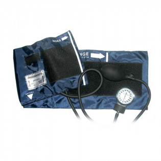 The Dixie Aneroid Sphygmomanometer / Blood Pressure Kit