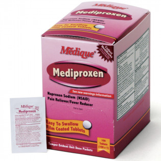The Medique Mediproxen, 100/box