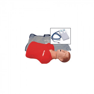 The Simulaids A.J. Adolescent CPR Training Mannequin w/ Electronics