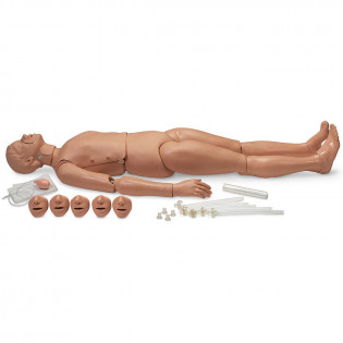 The Simulaids CPR / Trauma Full Body Mannequin