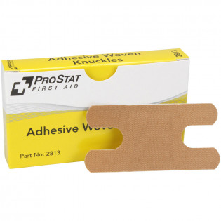 The Knuckle Adhesive Bandages, Woven, 8 per box