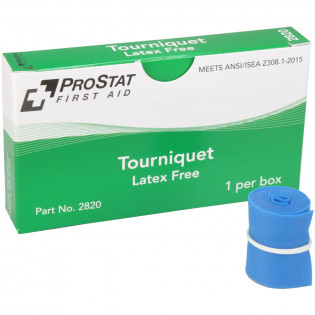 "The Tourniquet (Latex free) 1"" x 18"", 1 per box"