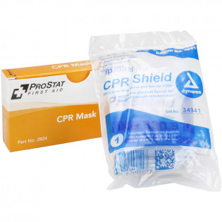 The CPR Mask, One way valve, 1 per box
