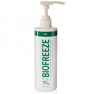The Biofreeze Biofreeze Pain Relieving Gel, 16oz Pump Spray