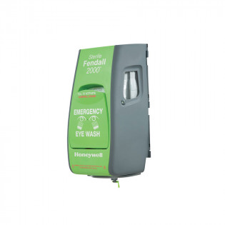 The Honeywell Fendall / EyeSaline Brand  2000 Eyewash Station