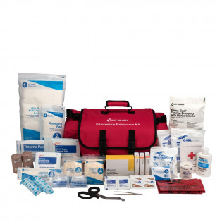 The First Responder Kit, 151 Piece, Fabric Case
