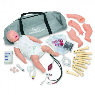 The Simulaids STAT Baby - Training for Life