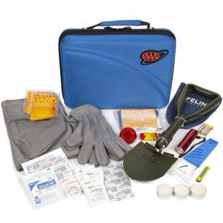 The AAA®  Severe Weather Road Kit - 65 Pieces