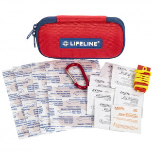 The Lifeline First Aid® LifeLine Small First Aid Kit, 30 Pieces