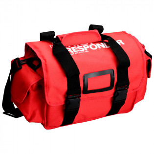 The First Aid Only® First Responder Bag, Large - FAO Logo