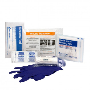 The First Aid Triage Pack - Minor Wound Treatment