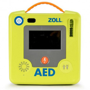 The Zoll AED 3 Semi-Automatic