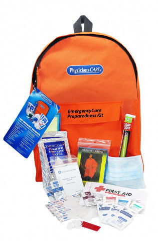 The Emergency Preparedness 1 Day Backpack